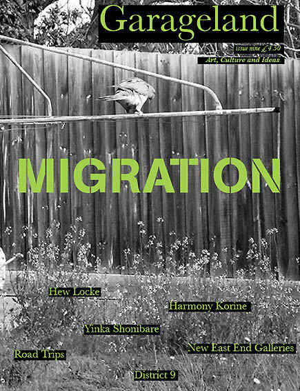 Garageland - issue no. 9 - MIGRATION